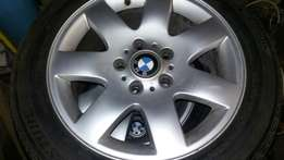 BMW wheels full set