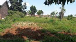 50*100ft plots in gayaza manyangwa