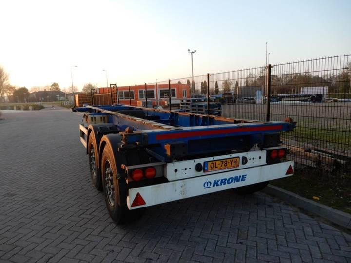 Krone SZ 20 FT / Air suspension / MB DISC - 2010