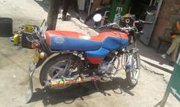 Bodaboda bike for sale