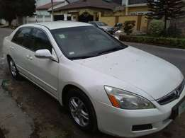 Registered 2007 Honda Accord