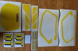 DT 200R graphics decal sticker kit
