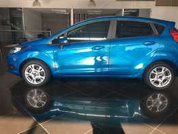 2016 Ford Fiesta 1.0 Ecoboost Ambiente 5Dr,