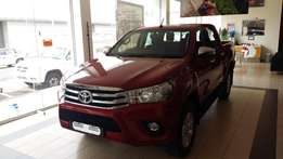 Don't miss out on my special new Toyota hilux bakkies available cal me