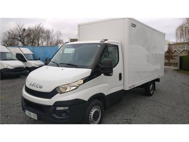 Iveco Daily 35s15 KOFFER 4000MM AIRCO NETTO 19999€ - 2016