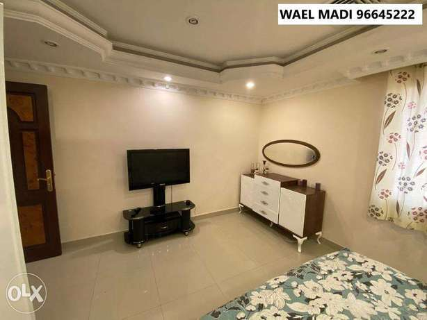 Amazing 1 Bedroom with Balcony and Partial Sea View in Mangaf المنقف -  2