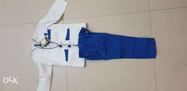 New Formal Dress for Boys 3-4 Years (unused)