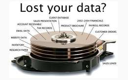data recovery, lost data, computer crush, recovery server, laptop, mem