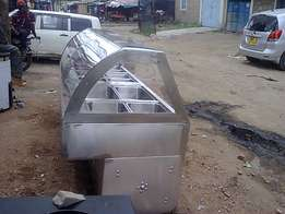 Commercial Cookstoves