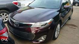 2014 limited Avalon