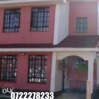 Merry Christmas! 4 brs in ruiru house for sale