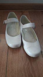 eeb9cf5537 Komunijne Komunia buciki skórkowe Buty dla dziewczynki rozm 37