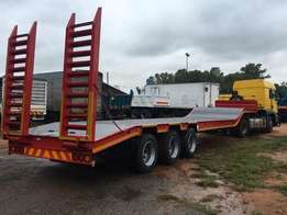 Fantastic Lowbed, 3 axle