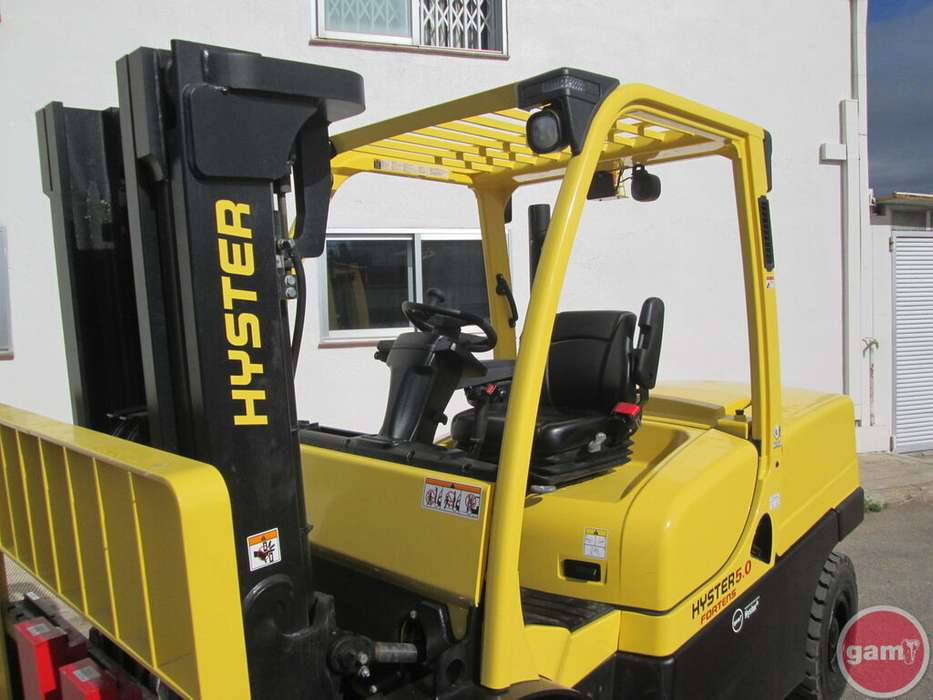 Hyster H5.0ft - 2018 - image 6