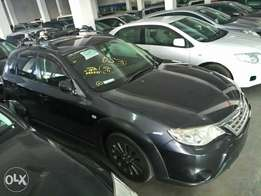 Subaru Impreza XV edition 2010 model. KCP number Loaded with Alloy r