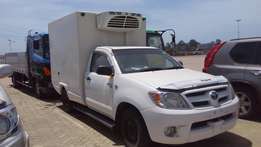 Toyota hilux single Cab brand new car