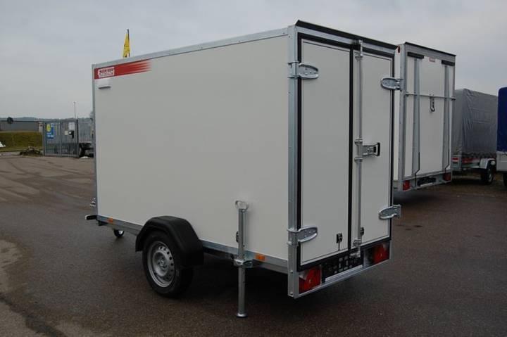 Kofferanhänger TFD 250.00 - 250x120x150 cm 1,3 t