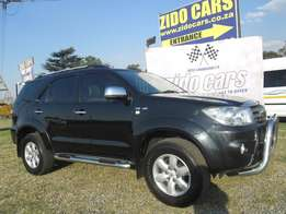 toyotas fortuner 4.0 a/t