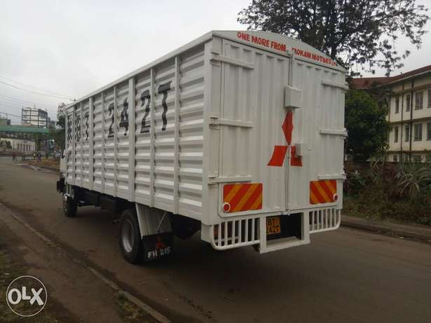 Mitsubishi Fh215 KBT..Very Clean and in Excellent condition. Parklands - image 6