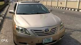 Clean 2008 Registered XLE Toyota Camry