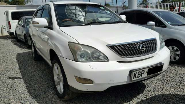 Lexus harrier fully loaded for sale Hurlingham - image 4