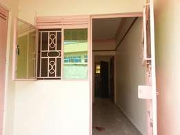 Self contained two rooms house at 300000shs per month near Mpererwe