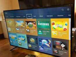 SAMSUNG 55-inch Smart 4K ULTRA HD TV built in Wifi, Freeview