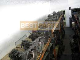Hyundai and Kia Gearbox are available