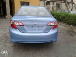 Tokunbo 2012 Toyota Camry for just 4.850m
