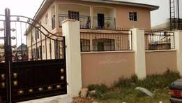 Newly Built 4 Flat Of 3 Bedroom Unit At Pz Off Sapele Rd For Sale