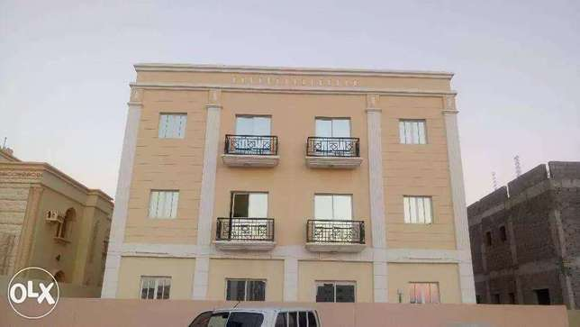 Two Bedroom Flat for rent ONLY FOR FAMILY near Al Meera Hypermarket