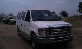 2008 Ford E350 XLT Super Duty