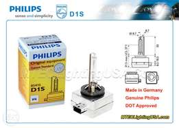 OEM Philips Germany D1S xenon bulb:For Toyota,nissan,vw,landrover:4000
