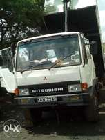mitsubishi FN526 tipper for sale