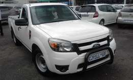 Ford Ranger 2.2 Colour White Model 2011 Factory A/C & DVD Player