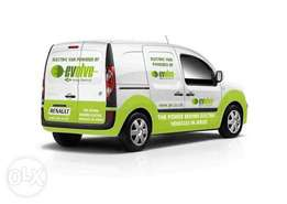 Let us brand your motor vehicle
