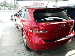 Toyota Venza, 2015, leather, Lagos cleared, full duty payment