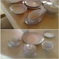 NORITAKE CHINA - Damask pattern 5698