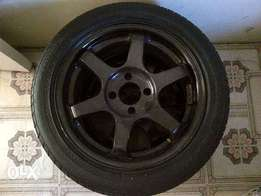 """2 x 15"""" Superspeed Lightweight rims for racing"""