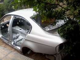 BMW 320i.. 2010 model complete body shell for sale