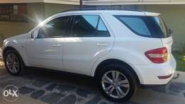 Mercedes Benz ML350 CDI 4MATIC