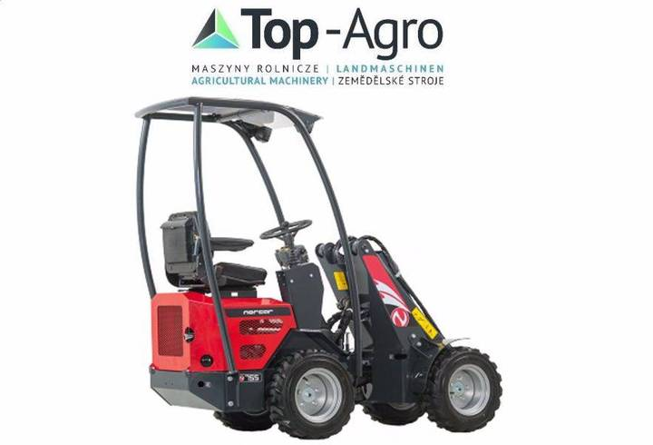 Norcar 755 Hydraulic 1150 Kg, Top-agro, New 2016! - 2018