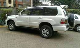 Dealer maintained Toyota Landcruiser vx 4200 cc diesel,auto,KAP