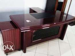 QJ6 Quality Exotic Office Durable Executive Table (QK1.6m)