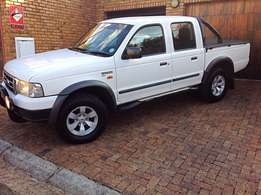 Ford Ranger 2.5 XLT , inter cooled turbo , immaculate , Bargain