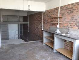 safe and secure loft apartment in Maboneng