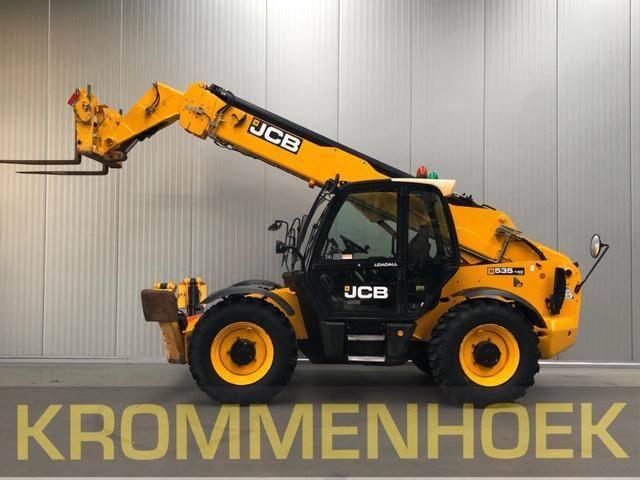 JCB 535-140 Hi Viz - 2013 - image 2