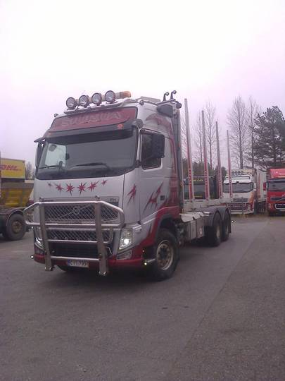 Volvo Fh13 540 - 2012
