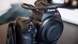 Sale Canon EOS C100 Cinema Video Camera with Bag and 2 Canon Batteries