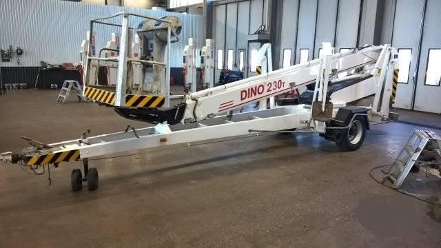 Dino 230 T Tilhengerlift 23 M Arb.høyde (solgt) - 2008